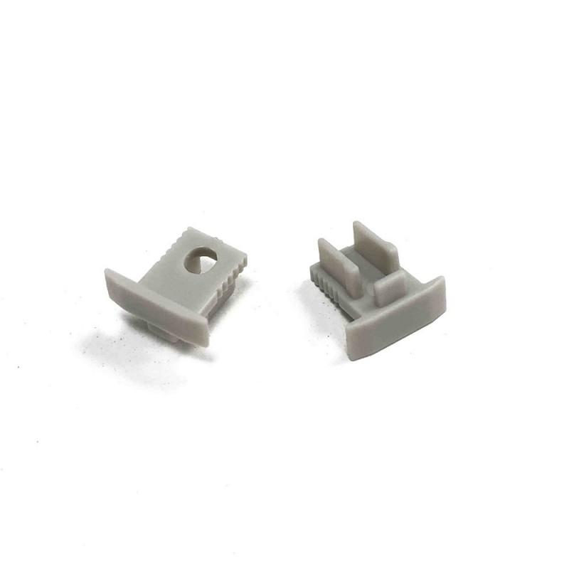 Embout pour profil aluminium 13X12mm (1U)