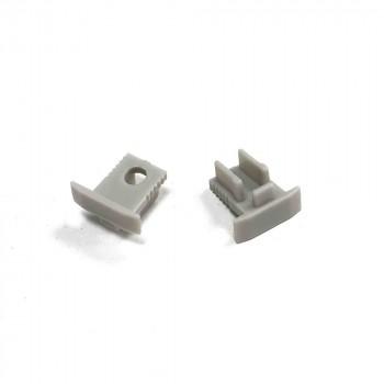 Embout pour profil aluminium 13X12MM