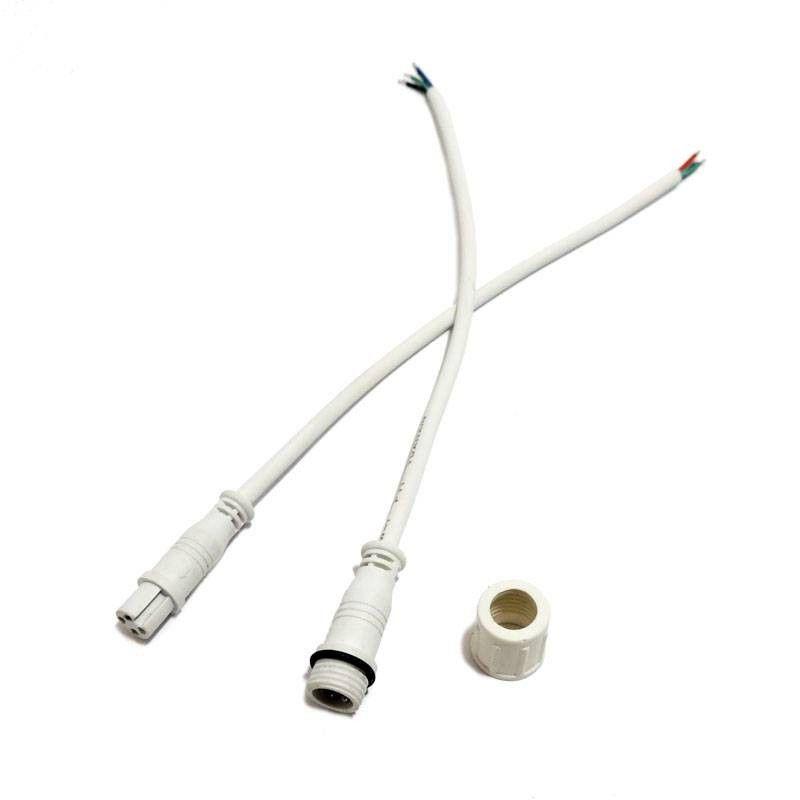 Connecteur rapide pour ruban LED RGB étanche IP65