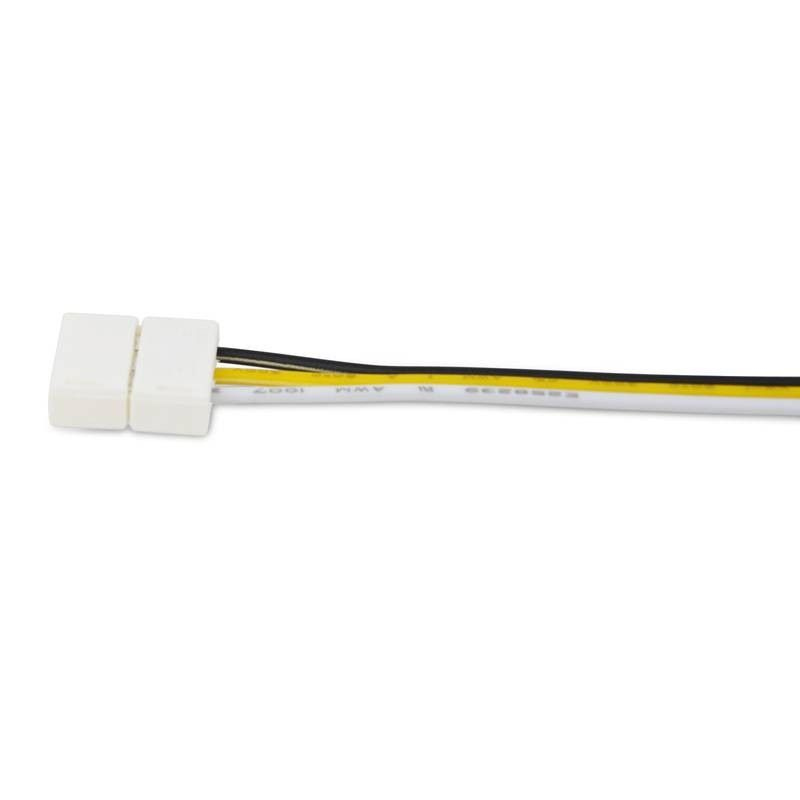 Connecteur CCT ruban LED câble 15 cm PCB 10 MM (1514-D)
