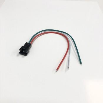 Connecteur femelle pour ruban LED IC DIGITAL