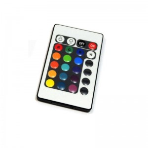 Contrôleur RGB télécommande 24 touches