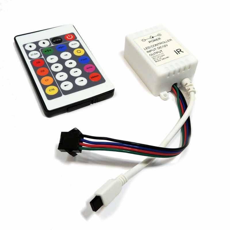 Contrôleur Ruban LED IC