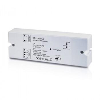 Variateur récepteur RF Triac 100-240V