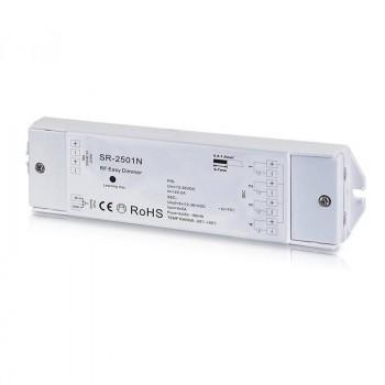 Variateur LED récepteur radiofréquence 12-36V-DC