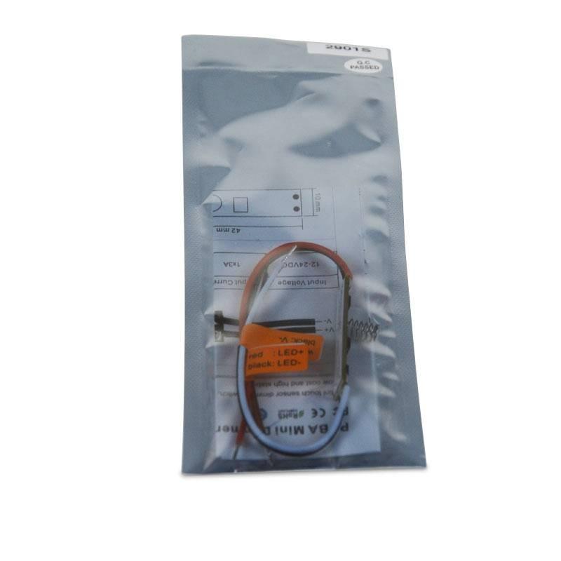 Fuente de alimentación 24V IP67 30W