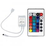 Controlador RGB manual para cambio de color