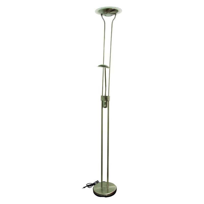 """Lampe LED sur pied """"HELIX-XL"""" avec liseuse"""