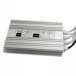Alimentation étanche IP67 12V 300W