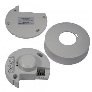 Clip de fixation en PVC pour ruban LED 230V SMD5050