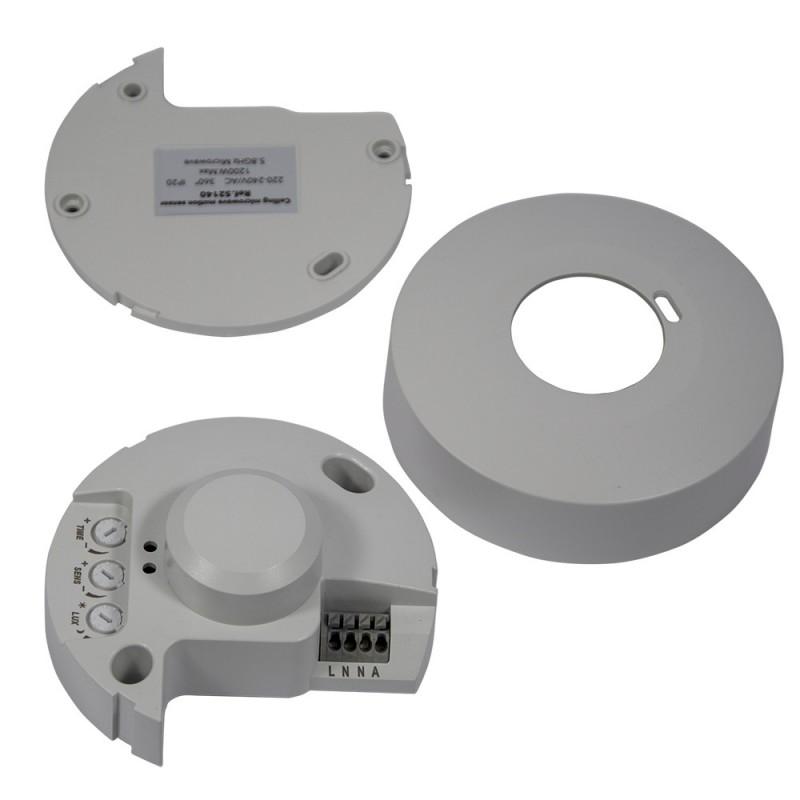 Grapas de PVC para tira LED a 220V