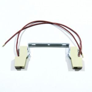 Douille R7S 118mm pour ampoule LED