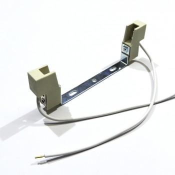 Douille R7S 138 mm pré câblée pour ampoule LED
