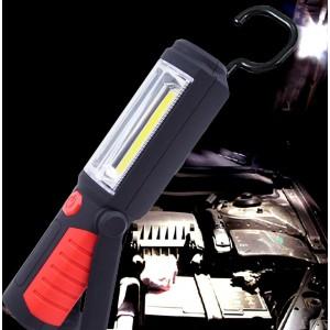 Lampe de travail LED régulable et magnétique