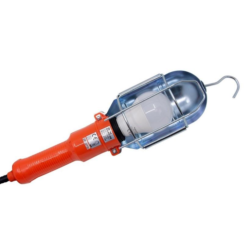 Lampe de travail portable pour ampoules E27