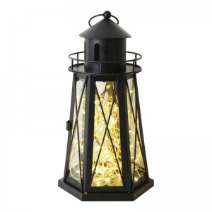 Lampe de table Kass Lantern Vintage