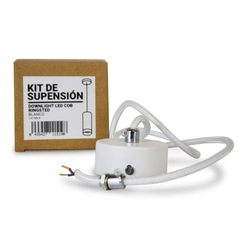 Kit suspension pour Downlight LED Ringsted