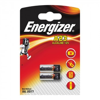 Pile Energizer A23 12V Blister de 2 U