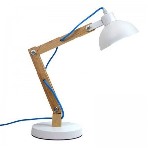 Lampe Flexo Dakota en Bois