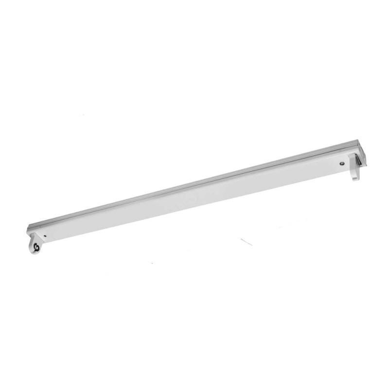 Réglette pour tube LED T8 G13 de 150 cm