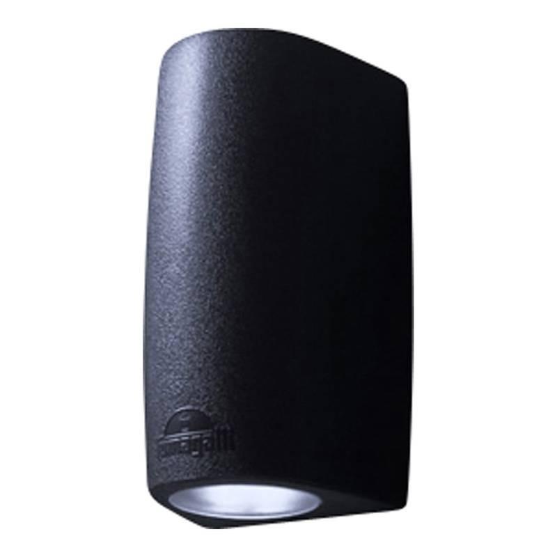 Applique Murale LED Fumagalli Marta 90 double avec 2 ampoules GU10 de 4,5W