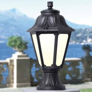 Lanterne sur pied pour extérieur E27