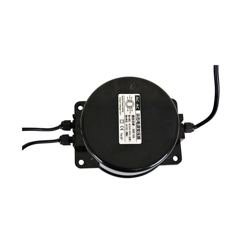 Transformateur 220V 12V CA étanche 360W