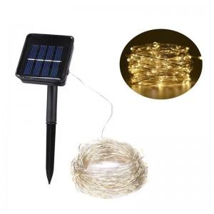 Guirlande lumineuse LED solaire type Fairy  0,6W IP42