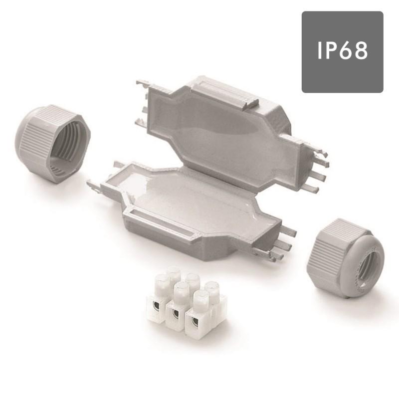 Coffret de connexion étanche FRED 3x2,5mm