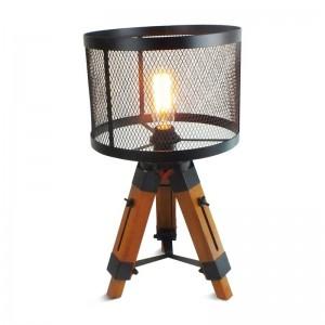 Lampe sur pied  Vintage Niconage