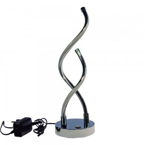 "Lampe de table LED ""HELIX-T"" 8W"