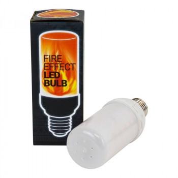 ampoule led effet feu