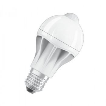 Ampoule LED Osram détecteur de mouvement 9W A60 E27 PARATHOM MOTION SENSOR CLASSIC