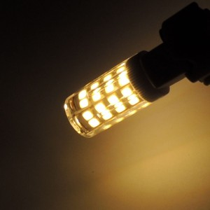 Ampoule LED G9 6W Cylindrique (75 SMD2835) 230V-AC angle 360º