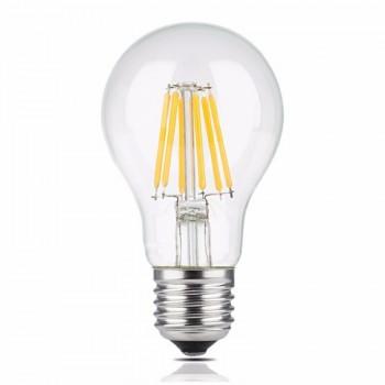 Ampoule standard LED A60 8w filament E27 230V