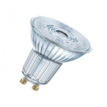 AMPOULE LED GU10 DIMMABLE OSRAM 8W 60º