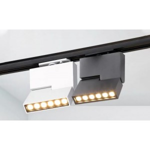 Spot LED 30W pour rail triphasé UGR19