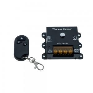 Régulateur de fréquence PWM sans fil 12/24V 30A