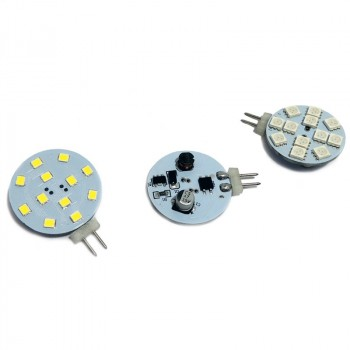Ampoule LED G4 2,3W 12V plate