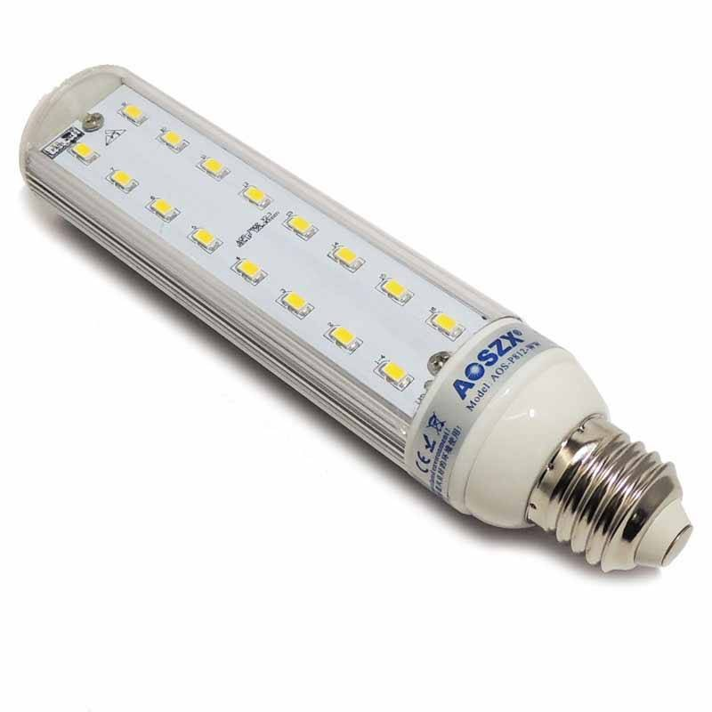 Ampoule LED E27 8W PL