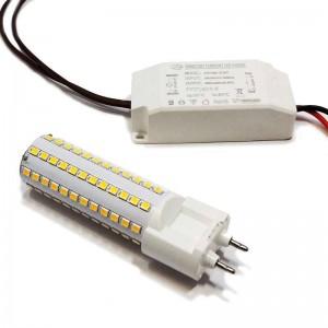 Ampoule LED G12 10W driver externe