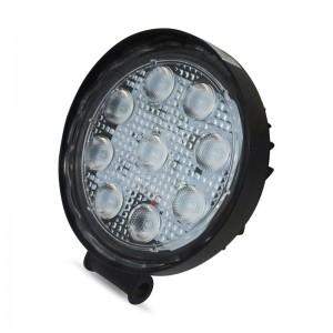 Spot LED pour machine, automobile et bateau 27W  1400lm - Angle fermé