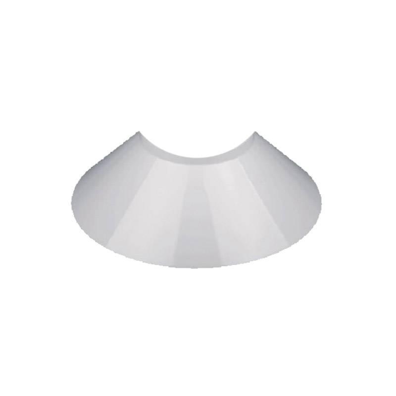 Réflecteur pour ampoule industrielle LED de 100W, angle 120º