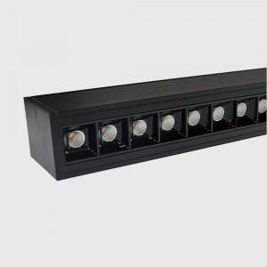 Suspension LED anti-éblouissement 30w