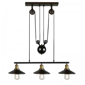 "Lampe suspension ""Clock Work"""