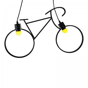 "Lampe suspension ""Oliver"""