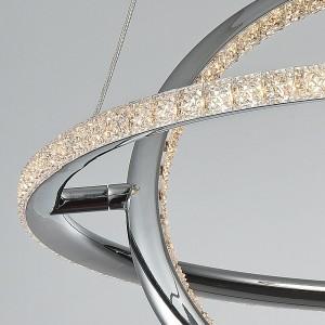 Suspension LED design