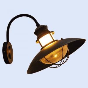 Lampe murale COAL vintage E27