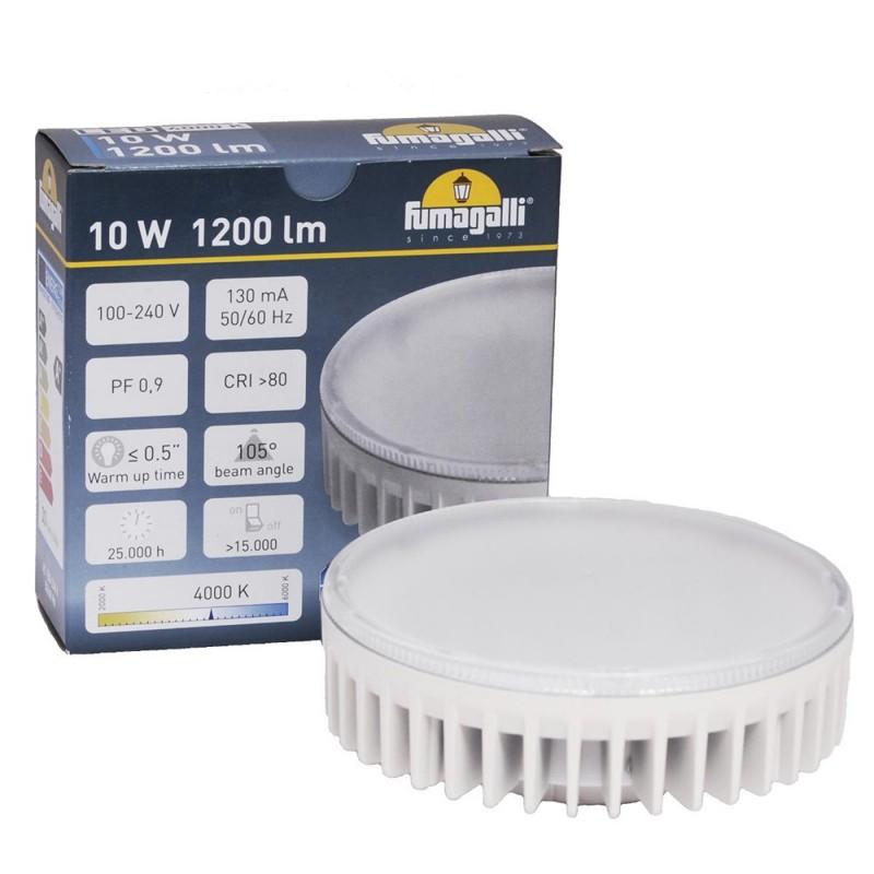 Ampoule LED Fumagalli GX53 10W 4000K
