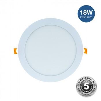 Downlight LED encastrable 18W